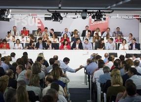 El PSOE presenta caras nuevas para recuperar el terreno perdido en 2011