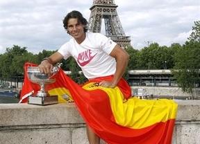 Rafa Nadal representará a lo mejor del deporte español como abanderado en Londres 2012