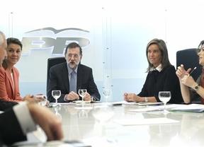 Rajoy convoca a sus presidentes regionales para hablar del déficit