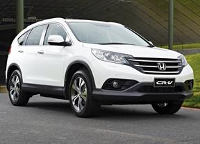 El Honda CR-V se convierte en el SUV más vendido del mundo en el primer trimestre