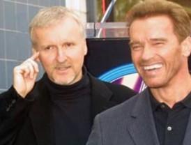 Cameron y Schwarzenegger juntos por el medio ambiente