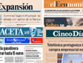 La prensa crítica con el Gobierno sigue golpeando con ETA