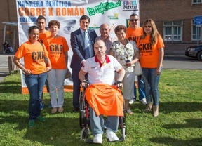 'Corre Por Román' se celebrará todos los años a favor de pacientes de Parapléjicos