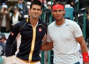 La vida sigue igual... y la última lista de la ATP, con Nadal primero y Djokovic muy cerca, también