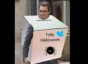 El Halloween más político: las redes sociales se llenan de memes para celebrar la noche de brujas