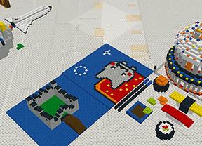 Lego y Chrome se unen para potenciar la creatividad de los internautas