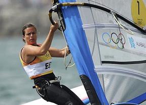 Marina Alabau se acerca al milagro y roza la medalla de oro en el windsurf de la vela