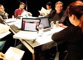 Ensayos abiertos al público del Taller de investigación teatral sobre 'Fortune Cookie', de José Manuel Mora y Carlota Ferrer