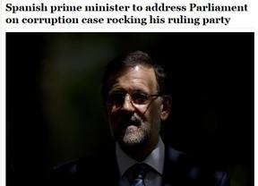 Tímidos aplausos internacionales a Rajoy por aceptar la comparecencia por el 'caso Bárcenas'