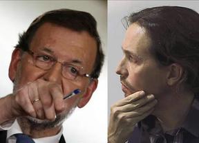Rajoy vuelve a calmar a su partido por el miedo a Podemos: el PP es primero en las encuestas y Pablo Iglesias va perdiendo 'fuerza'