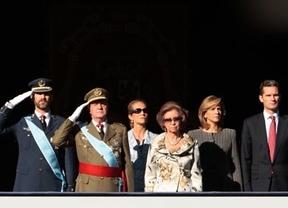 El príncipe Felipe, tras la imputación de su hermana Cristina: ve 'esenciales' a los jueces para mantener el Estado de Derecho