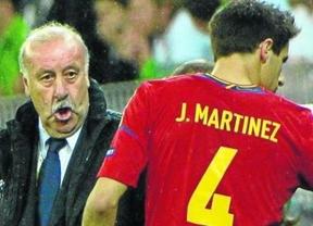 Del Bosque vuelve a acordarse de Javi Martínez para La Roja, de la que faltan Piqué y Llorente
