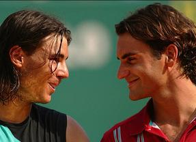 Federer, más número uno de la lista ATP en la que Nadal se mantiene tercero pero se va descolgando