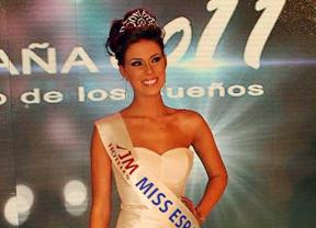 Andrea Huisgen se corona Miss España 2011