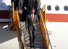 El Príncipe se vuelve a quedar en tierra: retomará su viaje a Honduras tras descartar cualquier problema en el motor