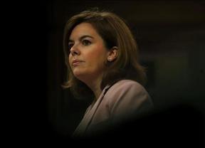Rajoy y Mas, pendientes del regreso de Soraya