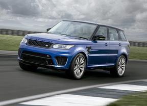 Land Rover lanza su modelo más potente, el Land Rover Sport SVR que alcanza los 260 km/h