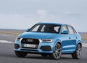 Audi iniciará en febrero la comercialización del nuevo Q3, fabricado en Barcelona