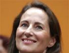 Ségolène Royal se abre camino a lo grande entre la 'tradicional' maraña socialista gala
