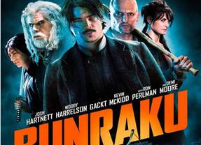 'Bunraku': Una mezcla de géneros indigesta