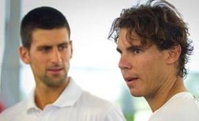 'Supernadal' amenaza con arrebatarle el número uno a Djokovic, que alcanza cien semanas como líder de la ATP