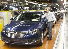 Opel inicia la producción del nuevo Insignia en Rüsselsheim