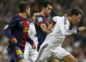 Madrid-Barça liguero: llega el clásico con menos interés y morbo de los últimos tiempos