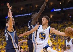 Los Grizzlies de Marc se confían y los 'Guerreros' les 'apalizan' en en el primer partido de semifinales de la NBA