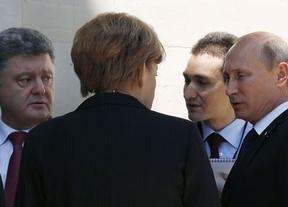 Rusia empieza a sellar la paz en Ucrania en el aniversario del 'Día D'