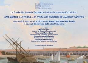 Una mirada ilustrada. Las vistas de puertos de Mariano Sánchez se presenta en el Museo del Prado