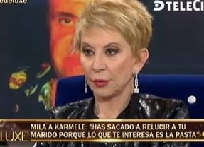 Karmele Marchante: ¿se siente vejada y humillada?
