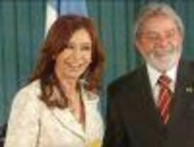 """Cristina se reunió con Lula y fijó metas para """"profundizar la relación estratégica"""" bilateral"""