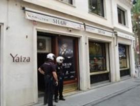 La Policía Local detiene a dos individuos tras perpetrar un atraco en una joyería de Sevilla