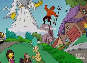 Turquía multa una blasfemia de 'Los Simpson'