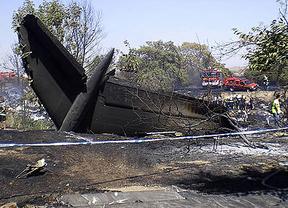 Salen a la luz las grabaciones de la caja negra del avión de Spanair que se estrelló en Barajas