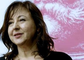 Carmen Machi recibe el Valle-Inclán de teatro por 'Juicio a una zorra'