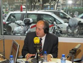 Nada ni nadie puede parar a Cataluña, afirma el conseller de Interior, Felip Puig