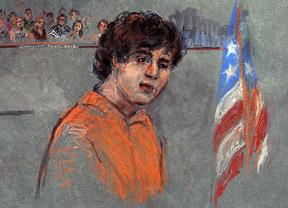 El hermano Tsarnaev que queda vivo se declara no culpable del atentado del maratón de Boston
