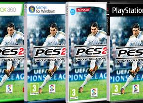 Konami anuncia la primera actualización para 'PES 2012'