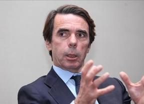 Aznar pide que la comunidad internacional act�e contra Maduro tras llamarle 'asesino'