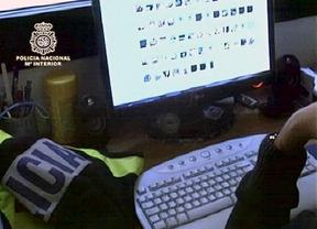 La Policía Nacional detiene a 57 personas en una operación contra la pornografía infantil