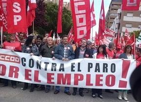 Talavera de la Reina sale a la calle para pedir soluciones contra el desempleo