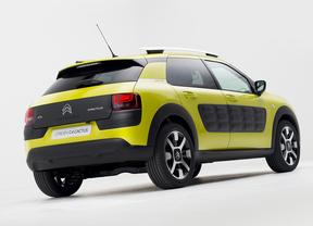 Citroën exhibirá en el Salón de París un prototipo del C4 Cactus que consume 2 litros