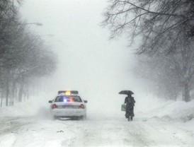 Cortadas 15 carreteras por lluvia y nieve