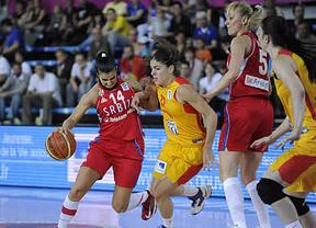 La Roja femenina se planta en la final del Eurobasket tras vencer a Serbia (88-69)
