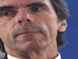 Aznar arremete contra la derogación del PHN y dice estar convencido de que