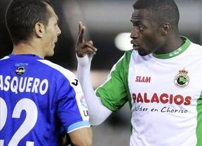 El Espanyol abate al Granada (3-0) y el Getafe consigue golear al Racing (1-2)