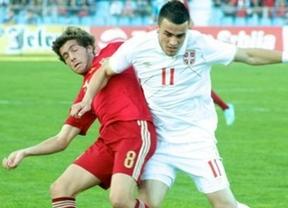 A cara o cruz: La Rojita sub'21 se juega ante Serbia los billetes para la Eurocopa 2016 y los Juegos Olímpicos de 2018