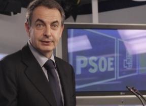 Última foto de ZP en un Comité como jefe del PSOE
