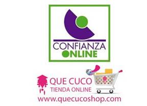 Quecucoshop.com obtiene el sello de confianza online